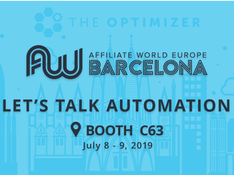 TheOptimizer @ AWE 2019